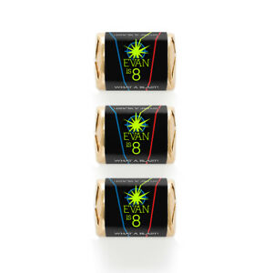 30 Laser Tag Birthday Party Favors Neon Gun Target Personalized Nugget Labels