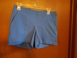 Under Armour GOLF Shorts - UPF 30 Women's Blue size 6 NWT msrp 74.99