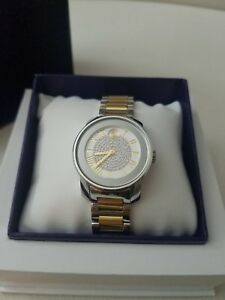 Movado Bold Luxe Women's Two-Tone Stainless Steel Bracelet Watch 32mm 3600256