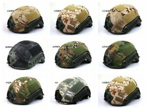 Army Tactical Series Airsoft Paintball Hunting Shooting Gear Combat Helmet cover