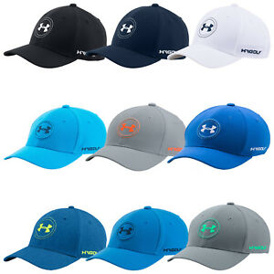 Under Armour Junior Official Tour 2.0 Golf Cap - New UA Kids Boys Baseball Hat