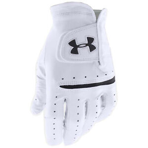 Under Armour Mens Strikeskin Tour Left Hand Golf Glove - New For Right Handed UA