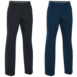 Under Armour Junior Match Play Trousers New UA Golf Kids Boys Straight Leg Pants