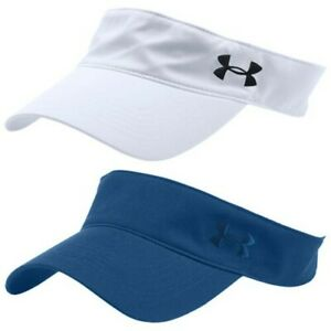 Under Armour Womens Links Visor 2.0 - New Ladies Golf Stretch Fit Summer Hat Cap