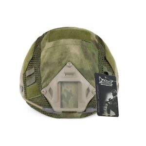 WoSporT Military Style Tactical Helmet Accessories Camouflage Helmet Cover for