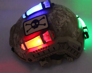 Special Offer Tactical E-Lite Helmet LED Airsoft Signal Strobe Light Safety Lamp
