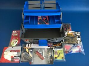 READY2FISH DOUBLE-LOADED TACKLE BOX