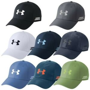 2018 Under Armour Mens Headline 2.0 Stretch Fit Cap New Golf Sport Hat Heatgear