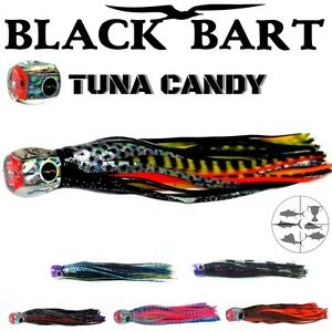 BLACK BART LIGHT TACKLE SERIE TROLLING LURE TUNA CANDY