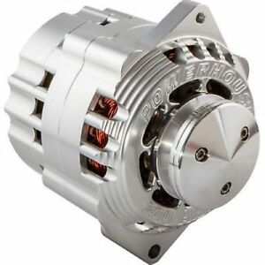 CVR Performance 8106CL 100 amp 1-Wire Natural Delco Race Alternator