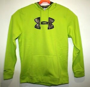 UNDER ARMOUR REALTREE HOODIE SWEAT SHIRT LOOSE FIT XLT MEN EXTRA LARGE TALL