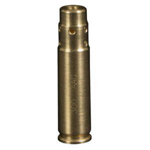 New 300BLK (7.62x35mm) (300AAC Blackout) Premium Laser Boresight wCarrying Case
