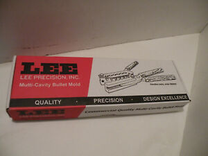 Lee Precision Reloading 6 Cavity 356-125-2R Bullet Mold 90457 9mm 38