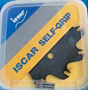 Iscar 1 Piece Side and Face Cutter Sgsf 160-5-40K +10 x Gsfn 16 512ft Ic228