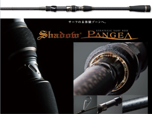 Megabass Shadow PANGEA SP-100MH Max 45g lure shore spinning rod FS from Japan