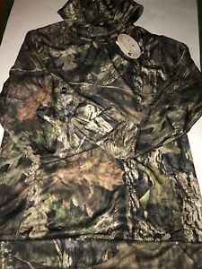 (NWT)UNDER ARMOUR MENS STORM REALTREE  CAMO HUNTING HOODIE 1286067 XLT