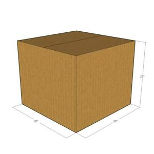 125 - (LxWxH) - 30 x 30 x 25 200#  32 ECT New Corrugated Boxes