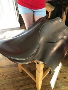 Cliff-Barnsby Saddle Seat Saddle 21 12