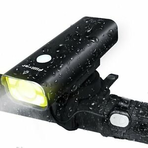 Waterproof Bicycle USB Rechargeable Bike Light Front 800 Lumens Bicycle Light