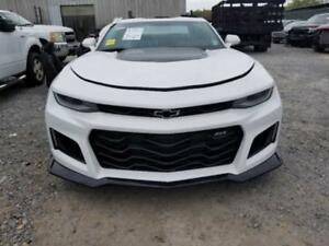 2018 CHEVROLET CAMARO ZL1 FRONT CAP CLIP NOSE ASSEMBLY