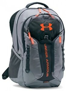 Under Armour Storm Contender Backpack SteelStealth Gray One Size