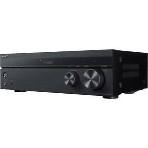 Sony 2-Channel Stereo Receiver with Bluetooth Phono & Aux Input - STR-DH190