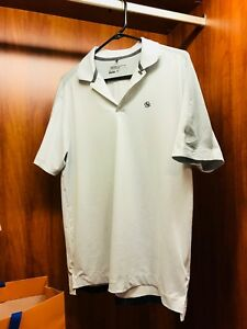 $85 NIKE GOLF TOUR MASTERS DRI-FIT POLO T-SHIRT COUNTRY CLUB of the SOUTH MED L