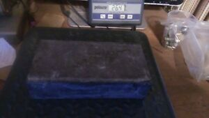 26 lbs Clean Lead Ingots bar for Sinkers & Molding casting 8