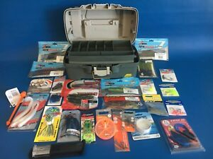 NEW PLANO TACKLE BOX – LOADED WITH NEW FISHING TACKLE