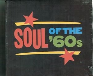 Soul Of The '60s  Time Life  9 CD Box Set  New Sealed Free Shipping