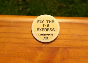 Fly The I-5 Express Horizon Air 2 1/4