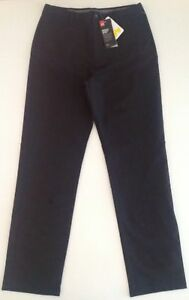 New Under Armour Youth Boys Match Play Golf Pants Black 1271852 S M XL NWT