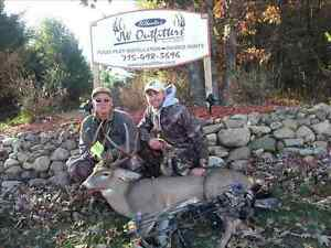 WISCONSIN TROPHY WHITETAIL HUNT: EARLY  BIRD SALE PRICED $1300