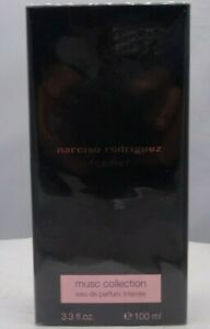 Narciso Rodriguez For Her Musc Collection EDP Intense 3.3 oz New Boxed