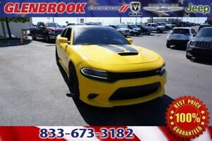 Charger R/T 392 2017 Dodge Charger R/T 392 16157 Miles Yellow Jacket Clearcoat 4D Sedan SRT HEMI