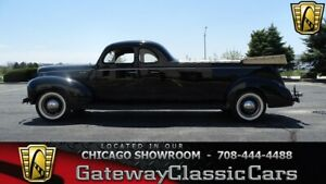 1940 Other Flower Car 1940 Ford Deluxe Flower Car 0 Coupe Flathead V8 3-Speed Manual