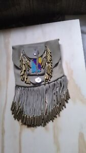 Native American Old Possibles Bag
