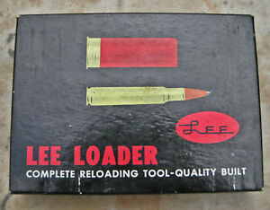 Lee Loader Classic 38-55 Winchester