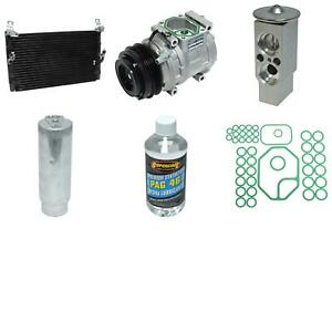 New AC Compressor and Component Kit KT 1125A -   Tacoma