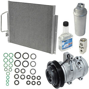 New AC Compressor and Component Kit KT 4069A -   Colorado