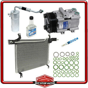 New AC Compressor and Component Kit KT 4157A -  F-150 F-250