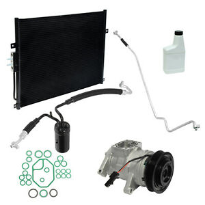New AC Compressor and Component Kit KT 3913A -   Grand Cherokee