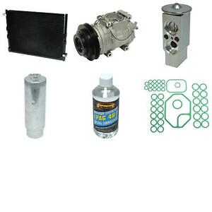 New AC Compressor and Component Kit KT 3848A -   4Runner