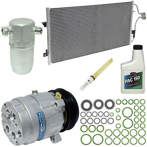 New AC Compressor and Component Kit KT 3360A -  Park Avenue