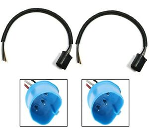 Wire Pigtail Male L 9004 HB1 Two Harness Head Light Replace Plug Connector Lamp