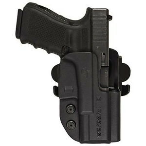 Comp-Tac Glock 19 Gen 5 International Holster Right Hand DOH Paddle IDPA USPSA