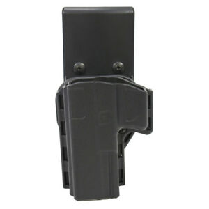 Uncle Mikes Competition Reflex HolsterSize 21BlkLH