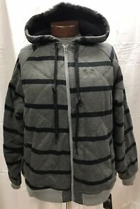 BNWT Under Armour Storm Cold Gear Fleece Lined HoodieCoat Men's Size L