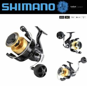 Shimano Saltwater Spinning Reel Socorro Sw