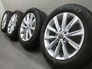 17-Inch Normal Tyre Genuine VW TIGUAN 5N Philadelphia Design 5n0601025am